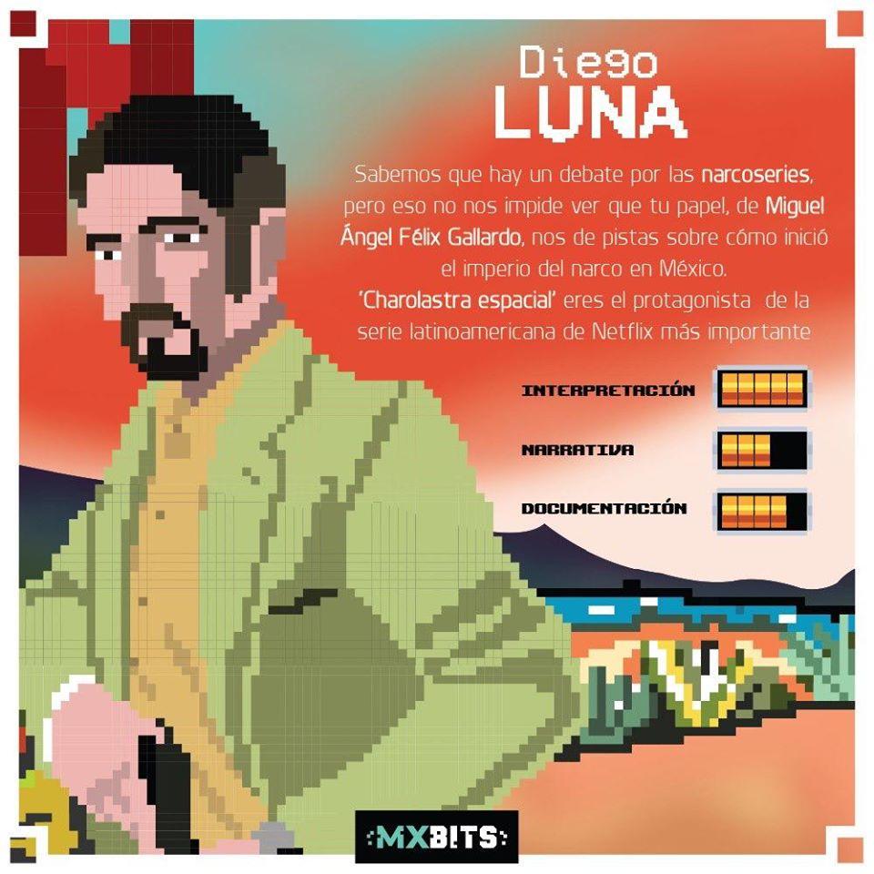 Diego Luna vuelve a Narcos México con su interpretación de El Padrino, Miguel Ángel Félix Gallardo. ¿Será que así entendemos lo que pasa ahora?