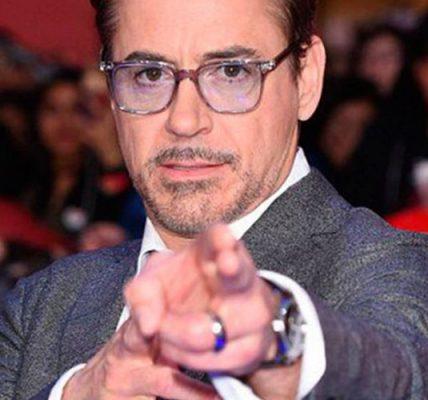 6 relojes que Robert Downey Jr. tiene en su colección