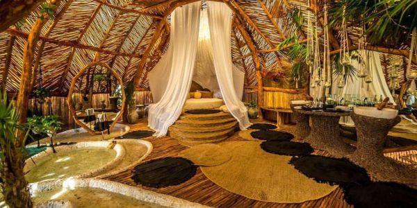Hospédate como en la jungla en este mágico hotel mexicano