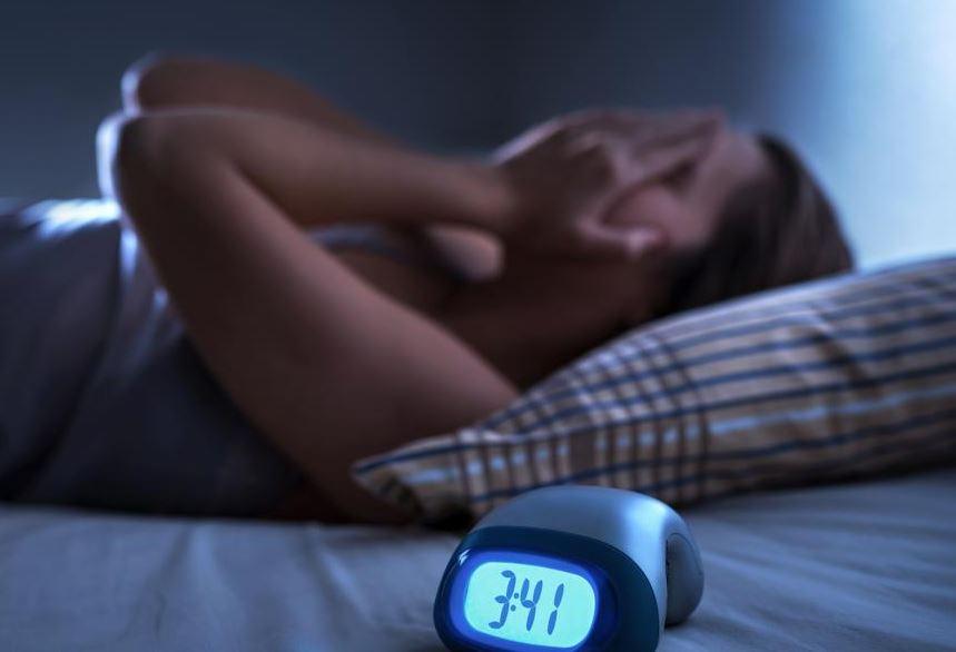 7 señales de que la menopausia está por llegar dormir