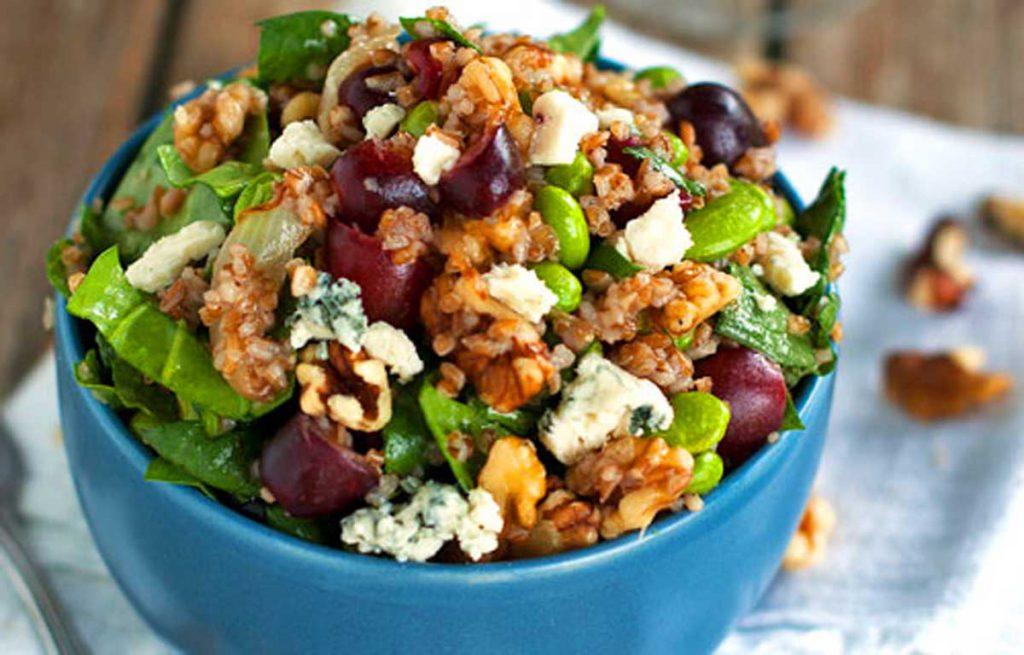 beneficios de comer nueces proteinas