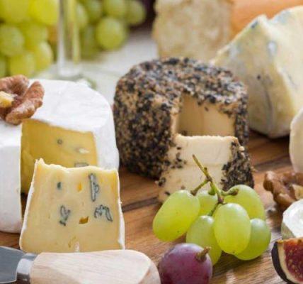 quesos con menos grasa