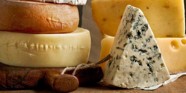 Los 5 quesos que contienen más grasa
