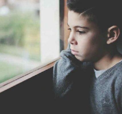 17 señales de que un niño sufre depresión