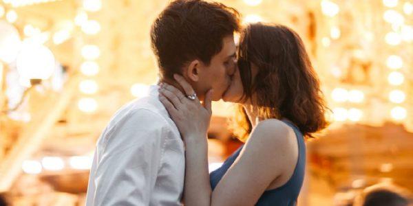 6 enfermedades que se transmiten por besos