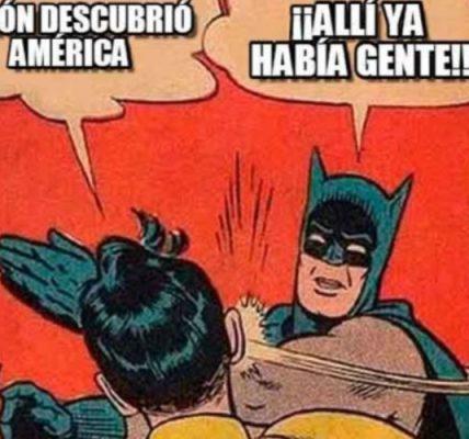 Los mejores memes sobre el Día de la Raza