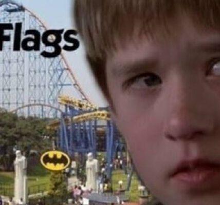 Los mejores memes de la reapertura de Six Flags