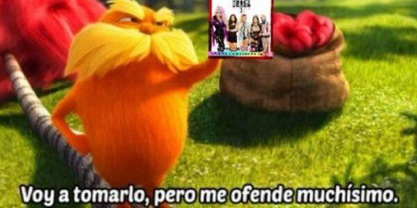 """Los memes sobre Bárbara de Regil como juez de """"La más Draga"""""""