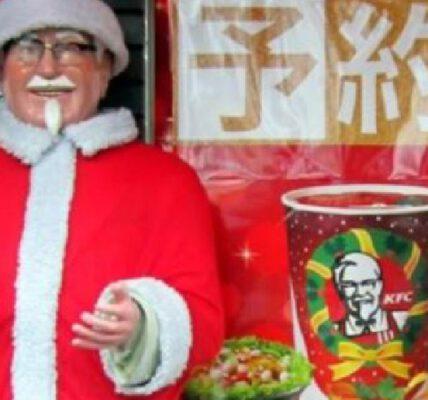 Los platillos típicos que sirven otros países en Navidad