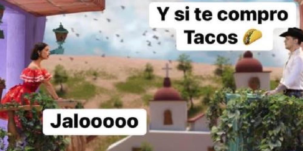 Los mejores memes del dueto de Ángela Aguilar y Christian Nodal
