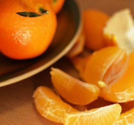 Conoce los beneficios de comer mandarinas