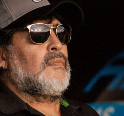 Padecimientos que sufrió Maradona. Foto: Galo Cañas   Cuartoscuro