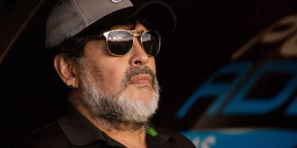 Padecimientos que sufrió Maradona. Foto: Galo Cañas | Cuartoscuro