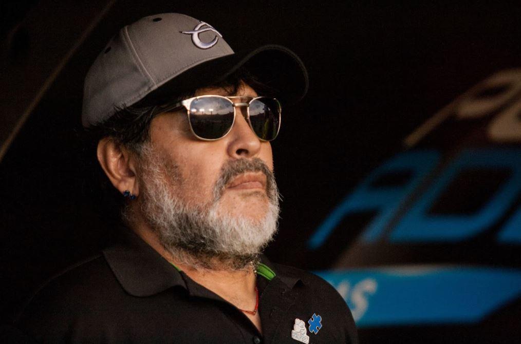 De qué murió Maradona Foto: Galo Cañas | Cuartoscuro