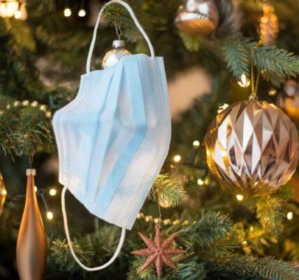 Recomendaciones para celebrar Navidad en pandemia