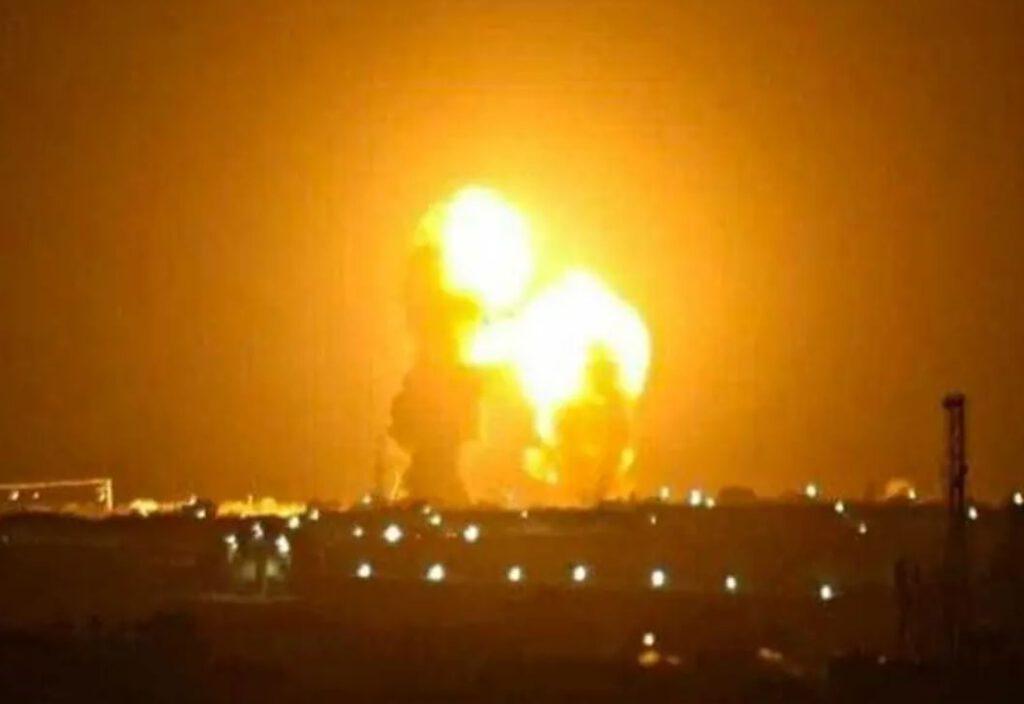 Explosiones en Iran e Irak