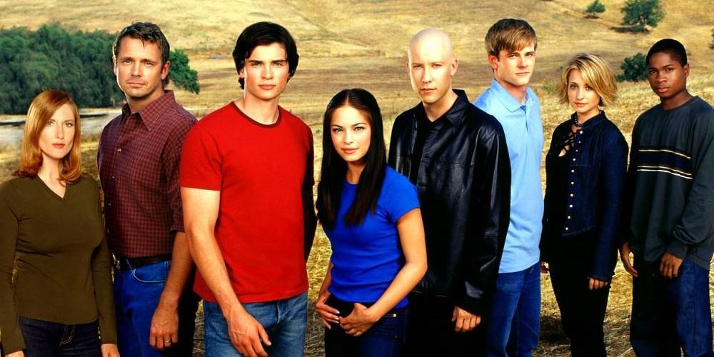 """Así luce ahora el elenco de """"Smallville"""""""