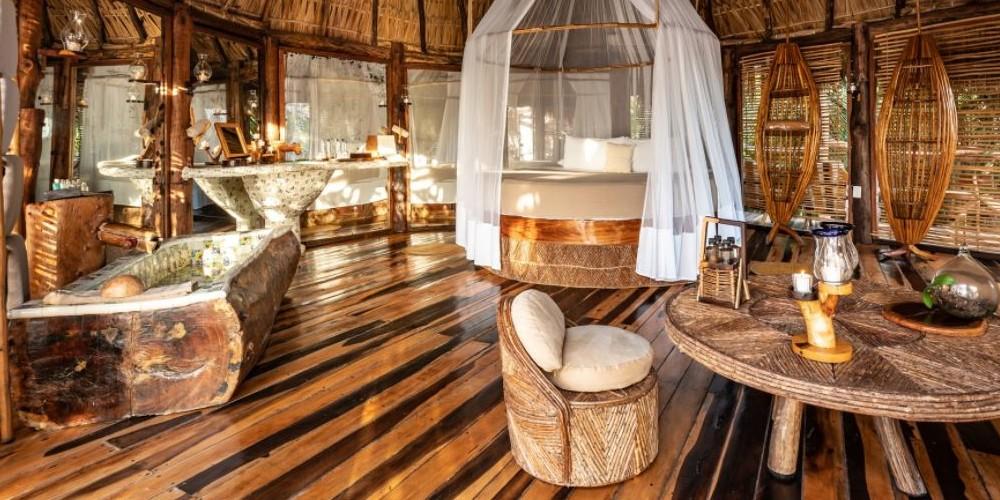 El lujoso hotel mexicano en medio de la jungla