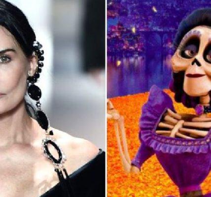 """Los mejores memes del """"nuevo"""" rostro de Demi Moore"""