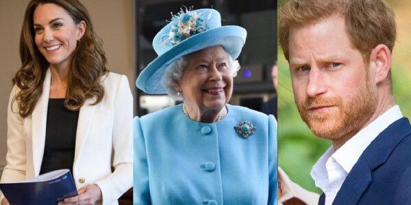 Los apodos de los miembros de la realeza