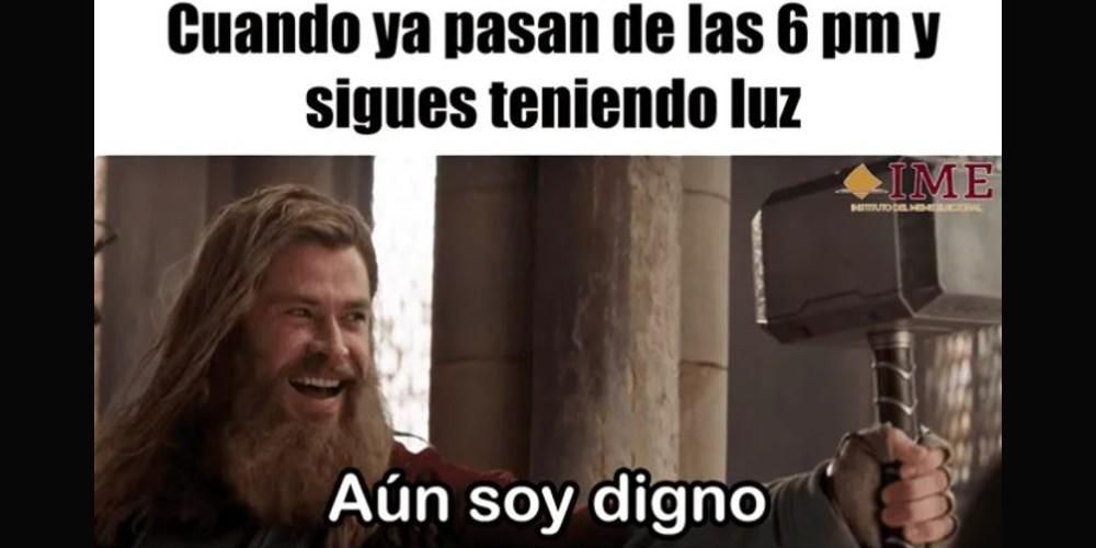 """Los mejores memes del """"apagón"""""""