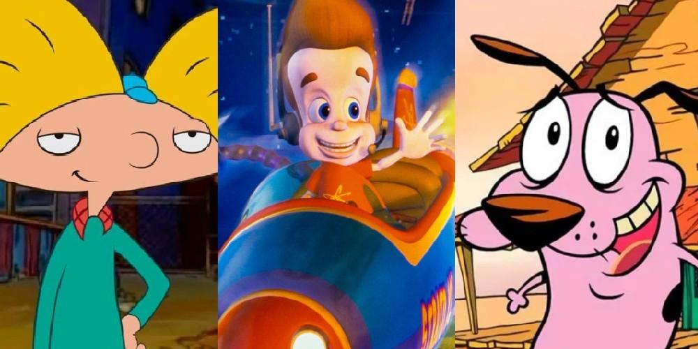 Las mejores caricaturas del 2000