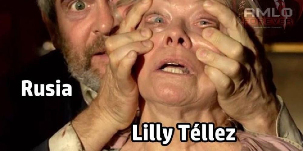 Los mejores memes de Lilly Téllez y la vacuna rusa