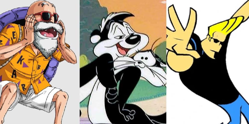 Los personajes de caricaturas que ya no caben en el siglo XXI