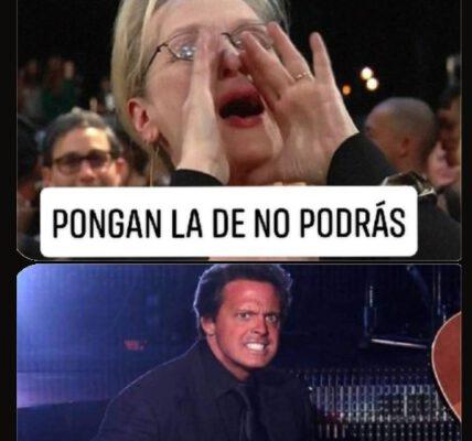 Lo memes de la rivalidad de Luis Miguel y Cristian Castro