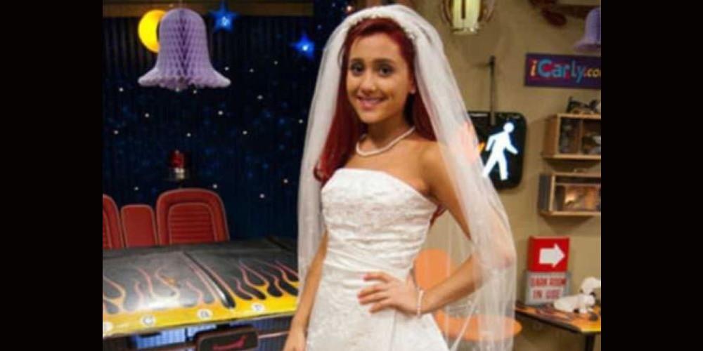 Los memes de la boda secreta de Ariana Grande