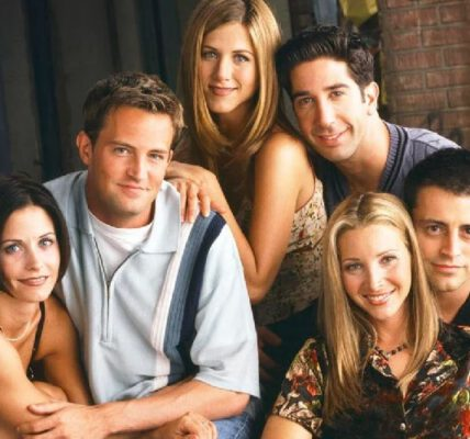 """Así luce ahora el elenco de """"Friends"""""""