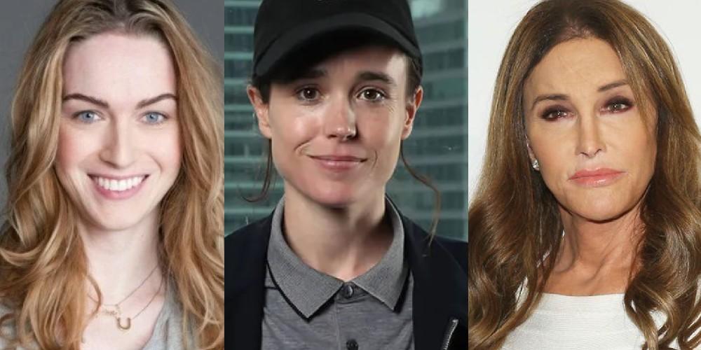 Famosos que son orgullosamente transgénero