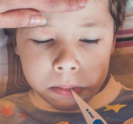 Estos son los síntomas del Covid-19 en niños