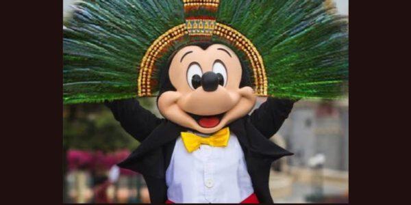Los memes de Disneylandia en Tenochtitlán