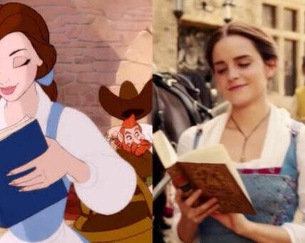 Actrices que se convirtieron en princesas Disney