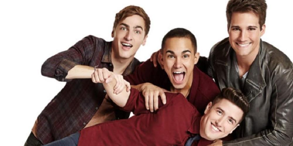 """Así lucen ahora los integrantes de """"Big Time Rush"""""""