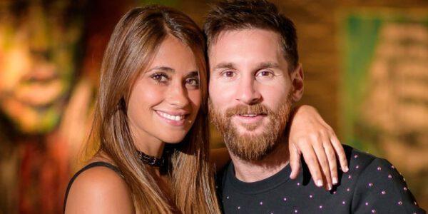Ella es Antonella Roccuzzo, la esposa de Messi
